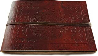 Leather Photo Album Classic Panoramic 10