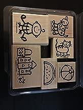 Stampin' Up! Definitely Decorative Crayon Fun Stamp Set