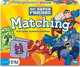 Wonder Forge Super Friends Matching Game