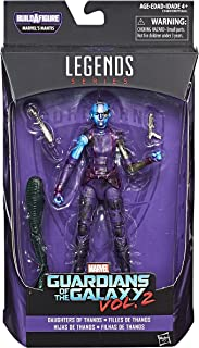 Marvel Guardians of the Galaxy Legends Daughters of Thanos: Marvel's Nebula, 6-inch