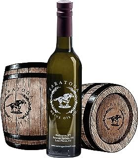 Saratoga Olive Oil Company Traditional Dark Balsamic Vinegar 375ml (12.7oz)