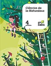 Ciències de la naturalesa. 4 Primaria. Más Saba