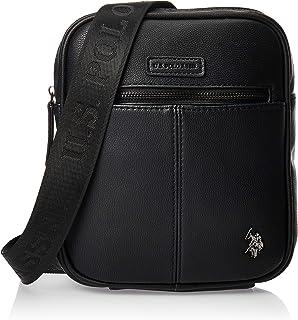 US Polo Womens Crossbody Bag, Black - BIUND0696MVP000