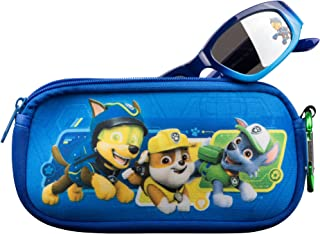Nickelodeon Paw Patrol Kids Sunglasses with Glasses Case...