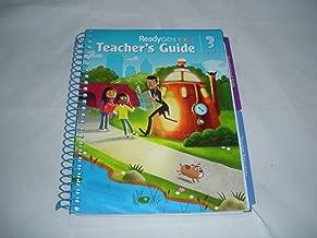 ReadyGEN Teacher's Guide Unit 3 Grade 3
