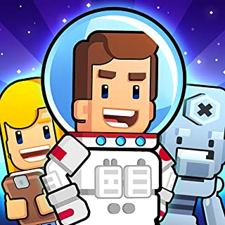 Rocket Star - Idle Tycoon Game