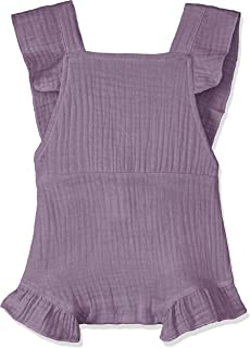 OLD SOLES Baby Earth Child Ruffled Romper