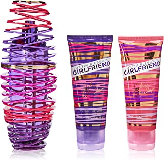 Justin Bieber Girlfriend 3 Piece Gift Set for Women