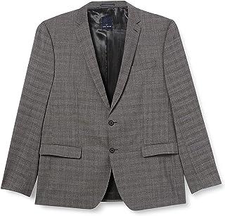 Daniel Hechter Men's Business Suit Jacket Not Applicable, grau, 56