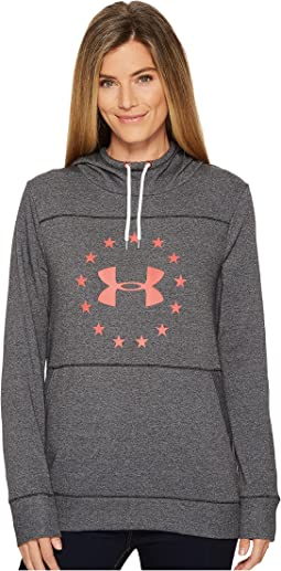 Under Armour - UA Freedom Threadborne Hoodie