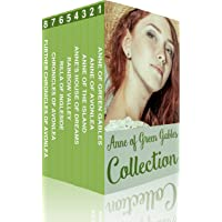 Anne of Green Gables Collection: Anne of Green Gables, Anne of the Island, and More Anne Shirley Books (Xist Classics) Kindle Edition