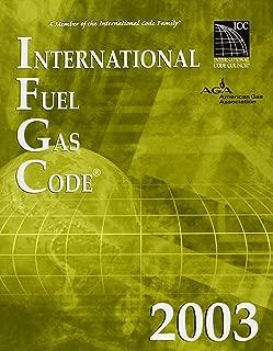 2003 International Fuel & Gascode (Softbound) (International Code Council Series)