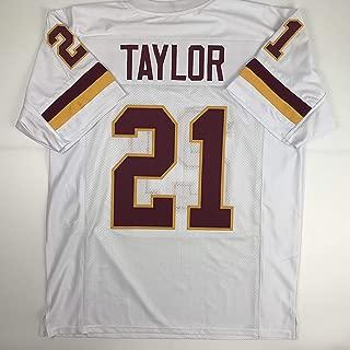 sean taylor white redskins jersey
