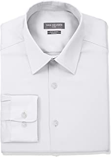 Van Heusen Men's Flex Collar Slim Fit Stretch Dress Shirt