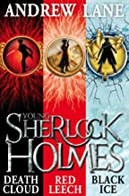 Young Sherlock Holmes: Books 1-3