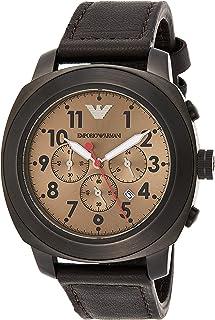 Armani Men's Watch Delta Chronograph Quartz AR6055