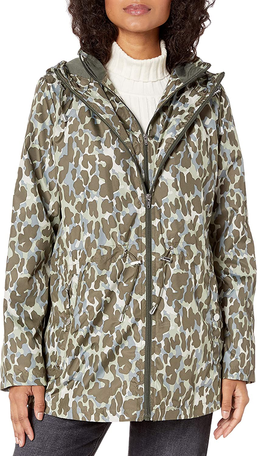 INTL d.e.t.a.i.l.s Women's Midweight Pack-it-in-a-Pouch Vestee Jacket