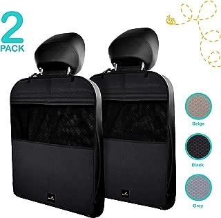 Best kick mats car seat back protectors 2 pack Reviews