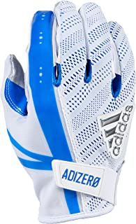 adidas 5 Star 6.0 Receiver's Gloves, White/Royal, Small