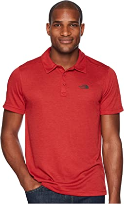 The North Face Plaited Crag Polo