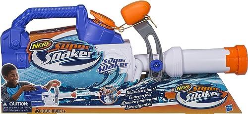 promociones de equipo Nerf Super Soaker Soakzooka 1.6L Pistola de de de Agua - Pistolas de Agua (1,6 L, Pistola de Agua, Integrado, azul, naranja, blanco, 7 año(s), 1 Pieza(s))  Envíos y devoluciones gratis.