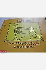 Joe's Toe (Even More Bob Books) Paperback