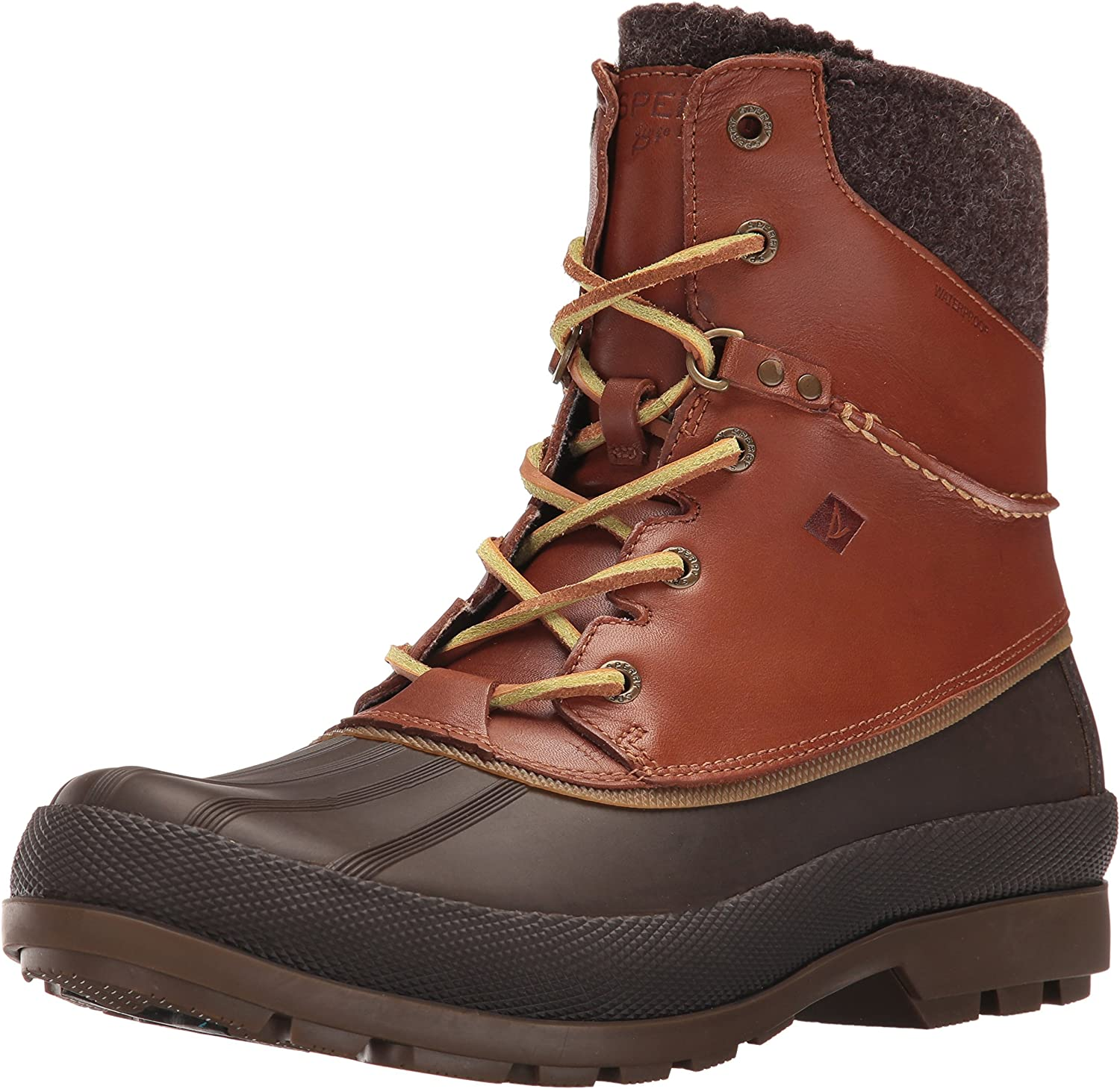 Sperry Top-Sider Men's Cold Bay Boot W Vibram Ankle