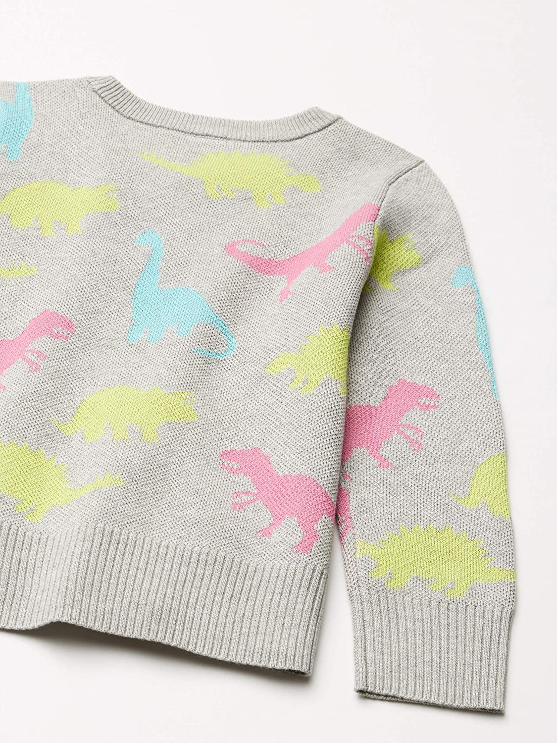 Unicorn Medium//Large 8-14 Spotted Zebra Big Kids 2-Piece Sweater Cold Weather Trapper and Mittens Set