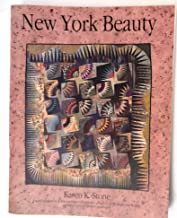 New York Beauty; Paper Foundation & Freezer Paper Templates to Complete 30 Blocks