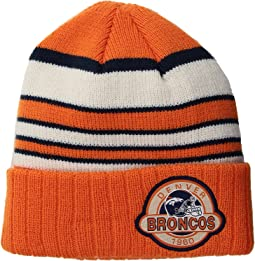 New Era Striped Select Denver Broncos