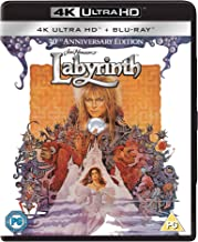 Labyrinth 4K Ultra HD  2019  Region Free