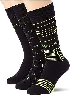 Emporio Armani Emporio Armani Underwear Short Socks Set 2Pack Sporty Short Socks Set 2Pack Sporty