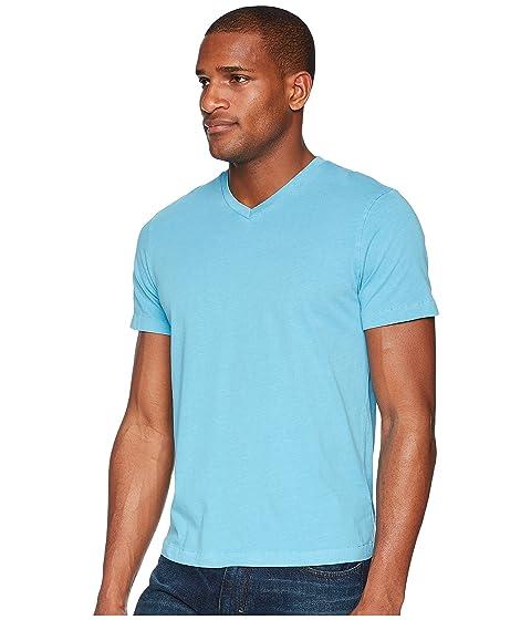 en doc azul Mar cuello o Del oleaje camiseta manga corta con Mod v 1q5xw8PZTn