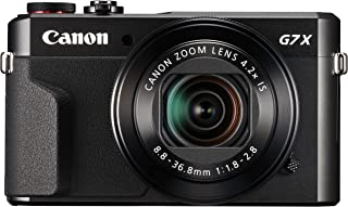 Canon PowerShot G7 X Mark II 20.1MP 1 CMOS 5472 x 3648 Pixeles Cámara digital Negro