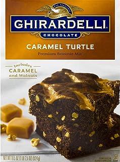 Ghirardelli Turtle Brownie Mix, 18.5 oz