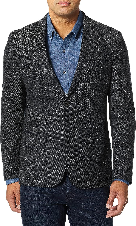 DKNY Men's Skinny Soft Blazer
