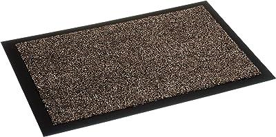 """Friends FS0610015040, Zerbino anti sporco """"Nela"""", 100% polipropilene, colori assortiti (marrone/grigio), 80 x 120 cm"""