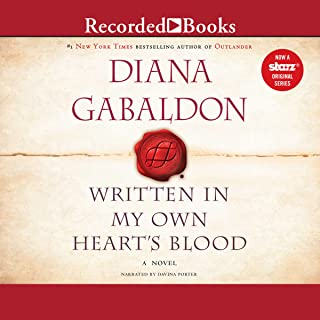 Written in My Own Heart's Blood: Outlander, Book 8