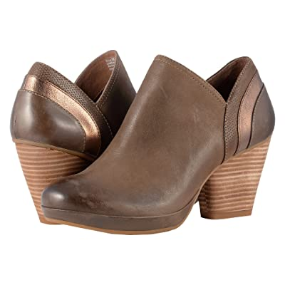 Dansko Marcia (Teak Burnished Nubuck) Women