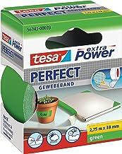 tesa 56343-00039-03 extra Power Perfect, 2.75m x 38mm, groen