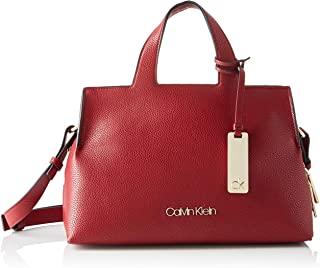 Calvin Klein Tote Bag for Women-Red