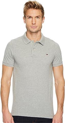 Tommy Hilfiger Denim - Original Flag Short Sleeve Polo Shirt