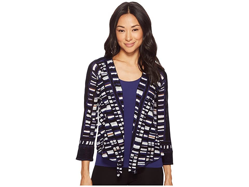 NIC+ZOE Petite Window Light Cardy (Multi) Women