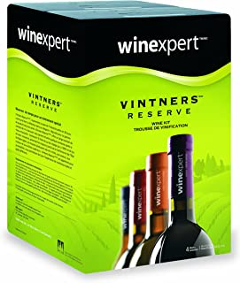 Winexpert Vintner's Reserve Cabernet Sauvignon Wine Recipe 6 gallon Kit