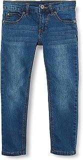 MEK Pant.Denim Elast. R. Jeans para Niños