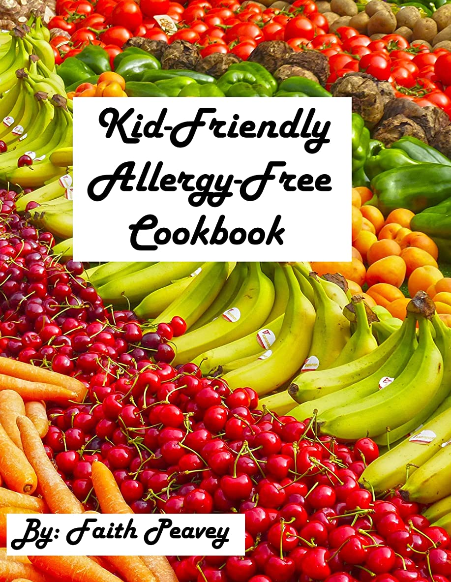 Cook the Sparkles Way!: A Kid-Friendly Allergy-Free Cookbook (English Edition)