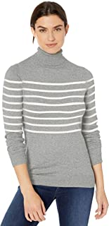 Women's Lightweight Turtleneck Sweater