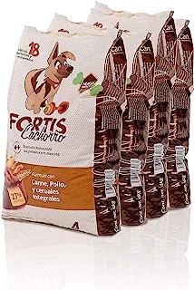 Vitacan Fortis Cachorro Croqueta, Alimento para Perro Formulado con Antioxidantes e Inmunoestimulantes Set 4 Sacos de 4 Kg