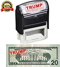 Donald Trump Make America Great Again MAGA Stamp Self Inking Rubber Stamp Red Ink