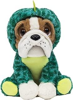 Pelúcia Bulldog Dino, Buba Toys, Multicor, Médio